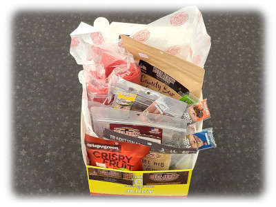18-Beef Jerky Prize Pack